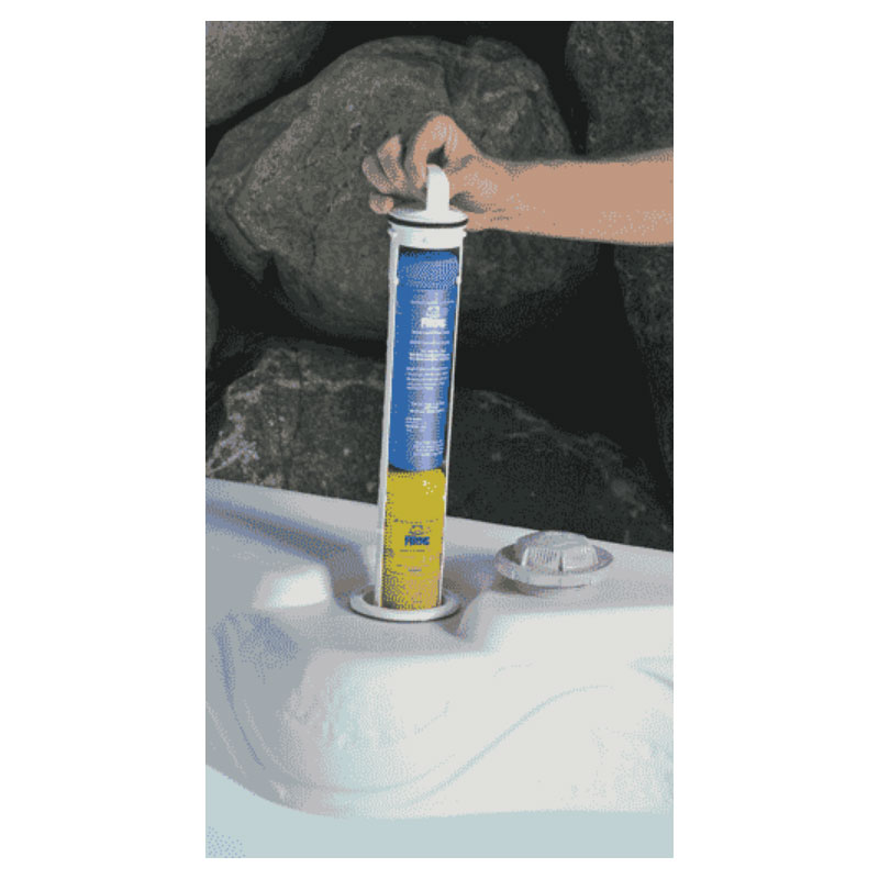 Spa Frog In-Line System Cannister & Insert