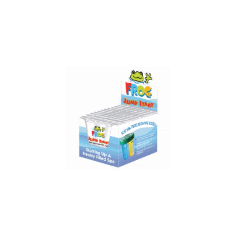 Single Packet Spa Frog Jump Start