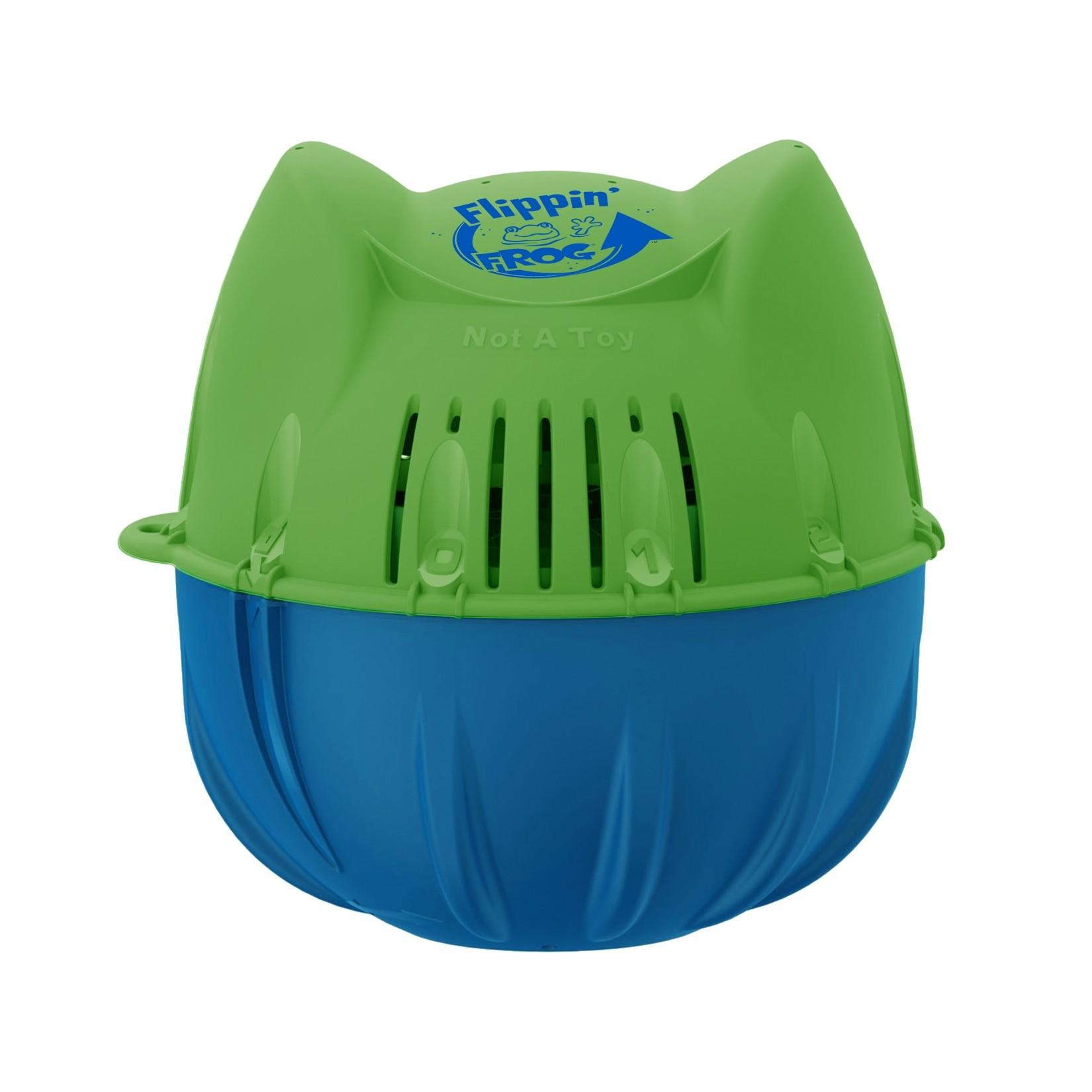 Flippin Frog Chlorine / Mineral Floating Dispenser