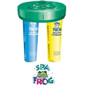 Spa Frog Floating System w/ 2-Cartridges