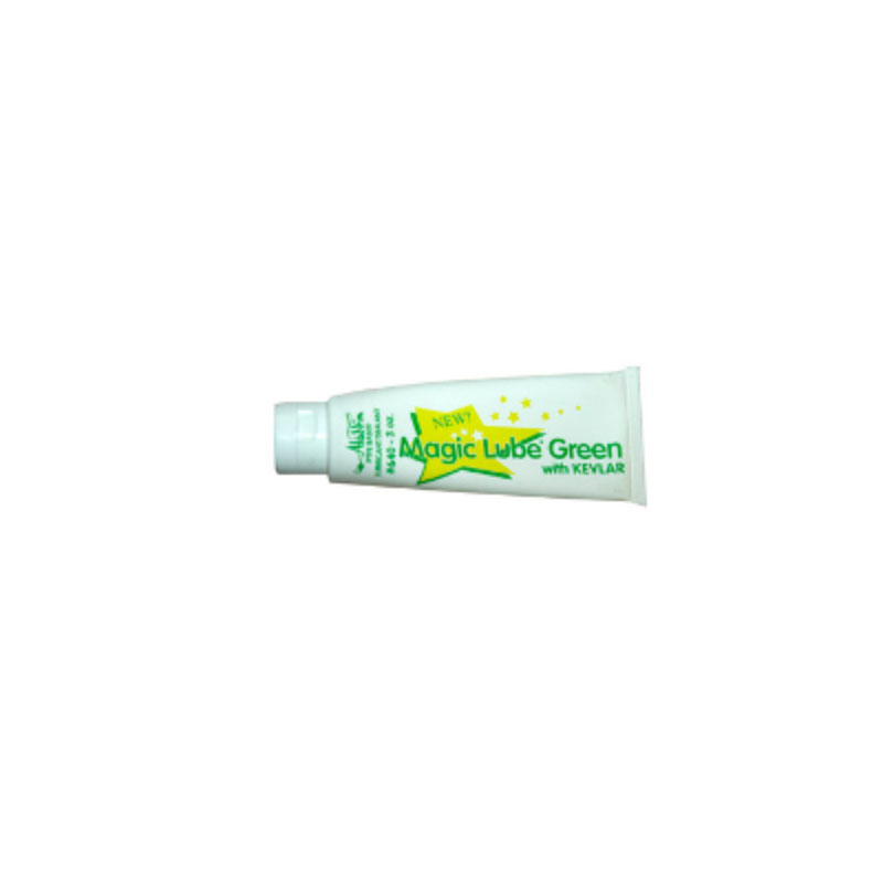 3 oz. Tube Magic Lube Green with Kevlar