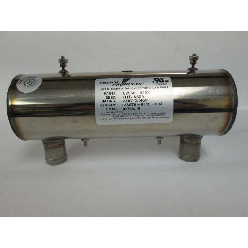 Heater  Assembly  5.5kw / 240 volts 9