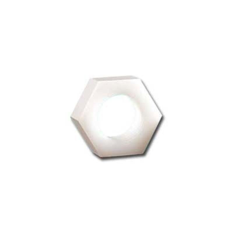 Nylon Hex Nut Perimeter Lighting (#3129)