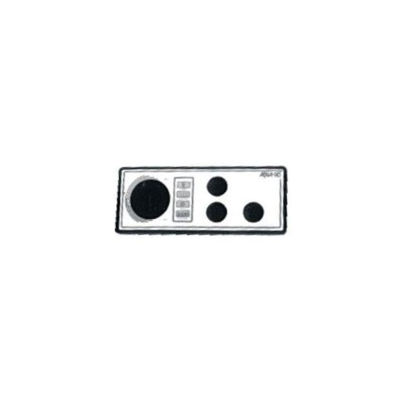 Topside - Len Gordon 3 Button Aqua Set