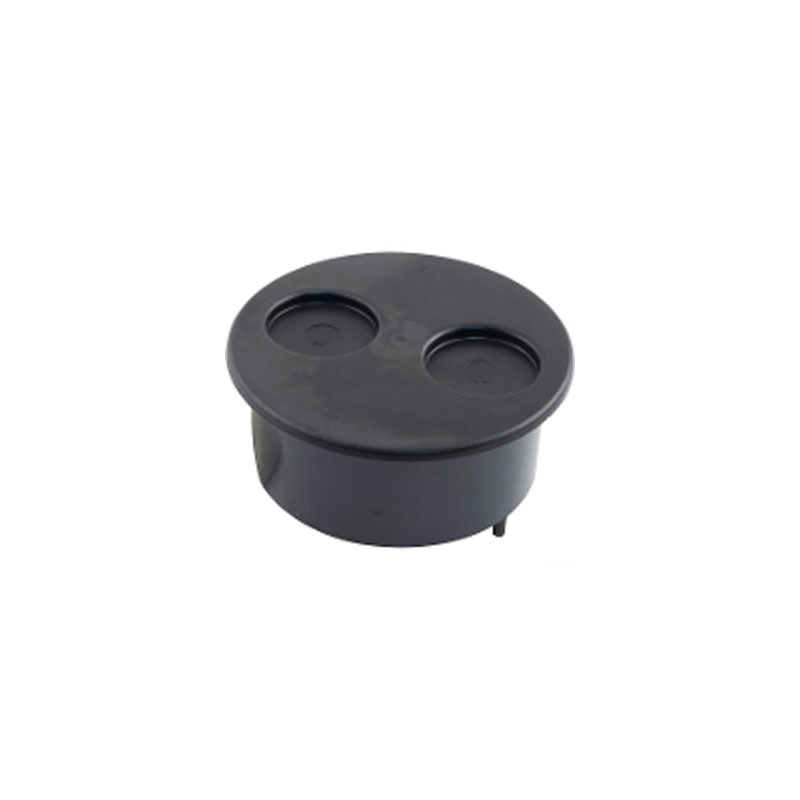 Filter Niche & Lid 2-Cup Black - 5001021