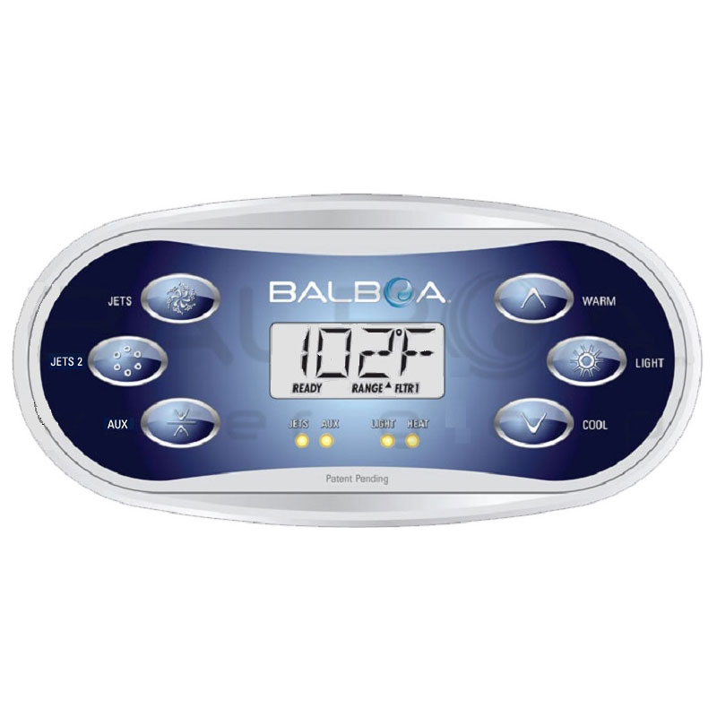 Topside - Balboa TP600CE 6-button Digital (#50015)