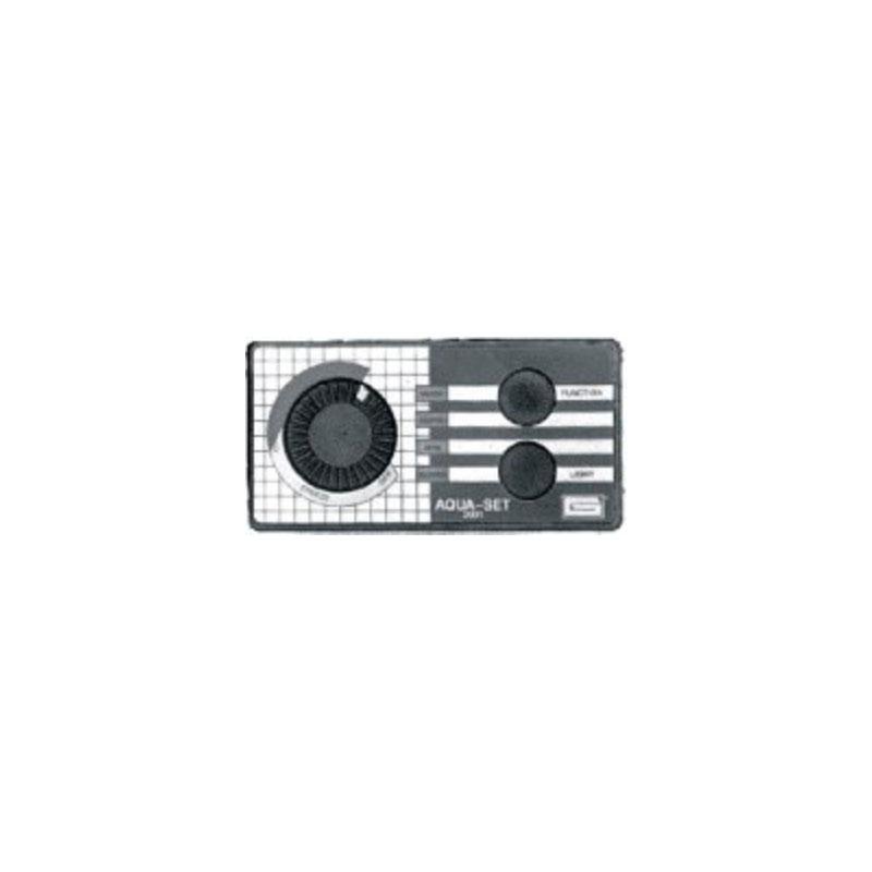 Len Gordon 2 Button Aqua Set Topside