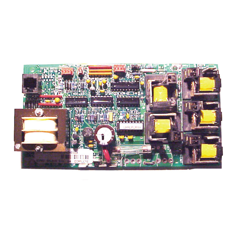 Balboa Circuit Board Lite Digital  -51056