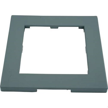 Filter Trim Plate for Front Access Filter - Gray (#5193097)