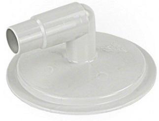 Filter Vaccuum Plate w/ 90 deg Adapter (#5193150)