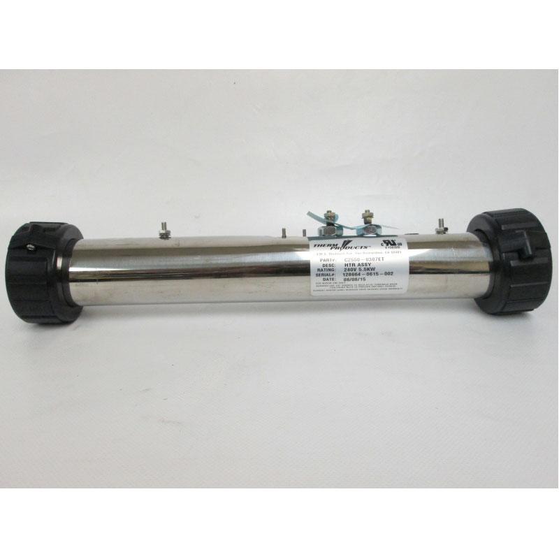 Heater Assembly 5.5KW, 240V  Flo Thru 15