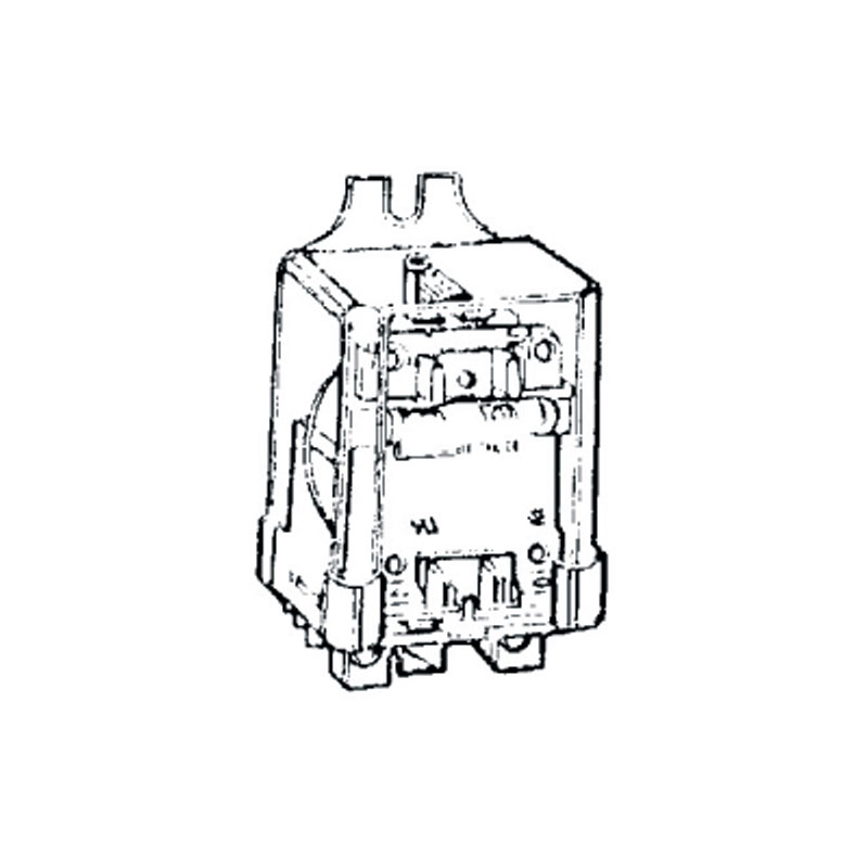 Relay -  Ice Cube DPDT 120 Volt Coil