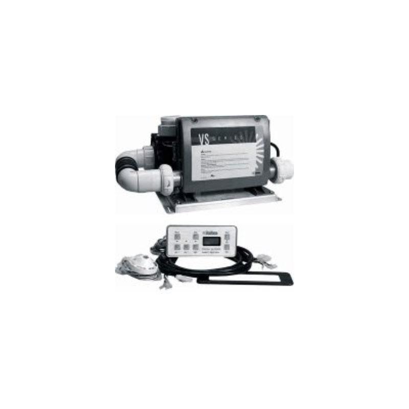 Balboa VS510SZ Retrofit Skid with 2HP Pump 1HP Blower -54228-Z