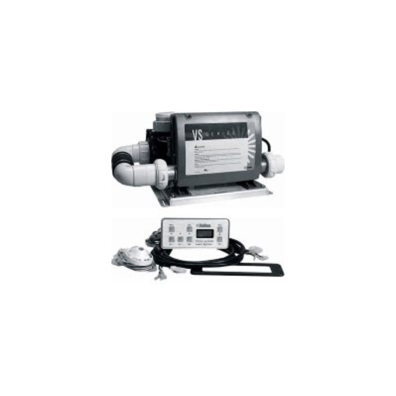 Balboa VS510SZ Retrofit Skid 1.5HP Pump 1HP Blower -54229-Z
