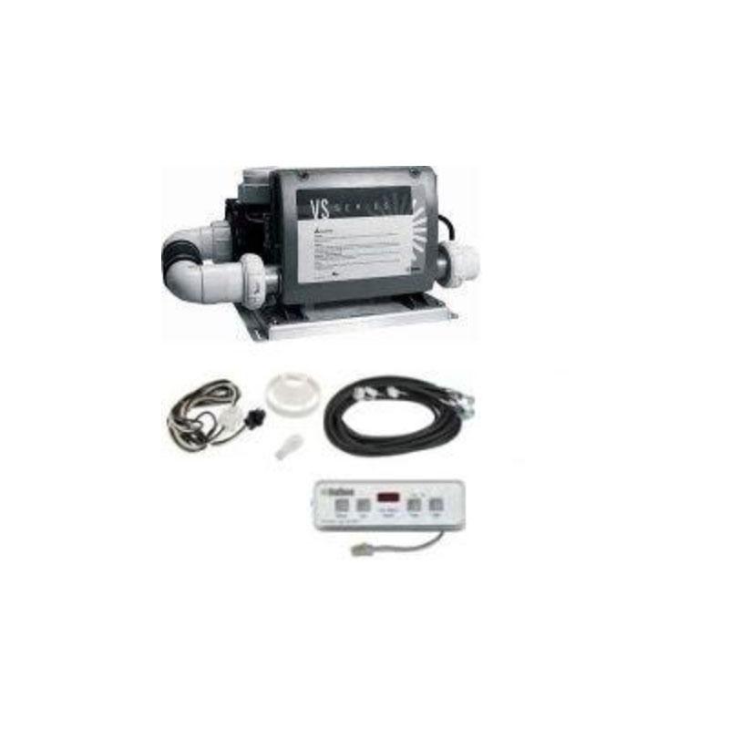 Balboa VS501SZ Retrofit Skid with 2HP Pump 1HP Blower -54230-Z