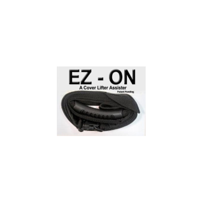 E-Z On Cover Lift Assister Strap