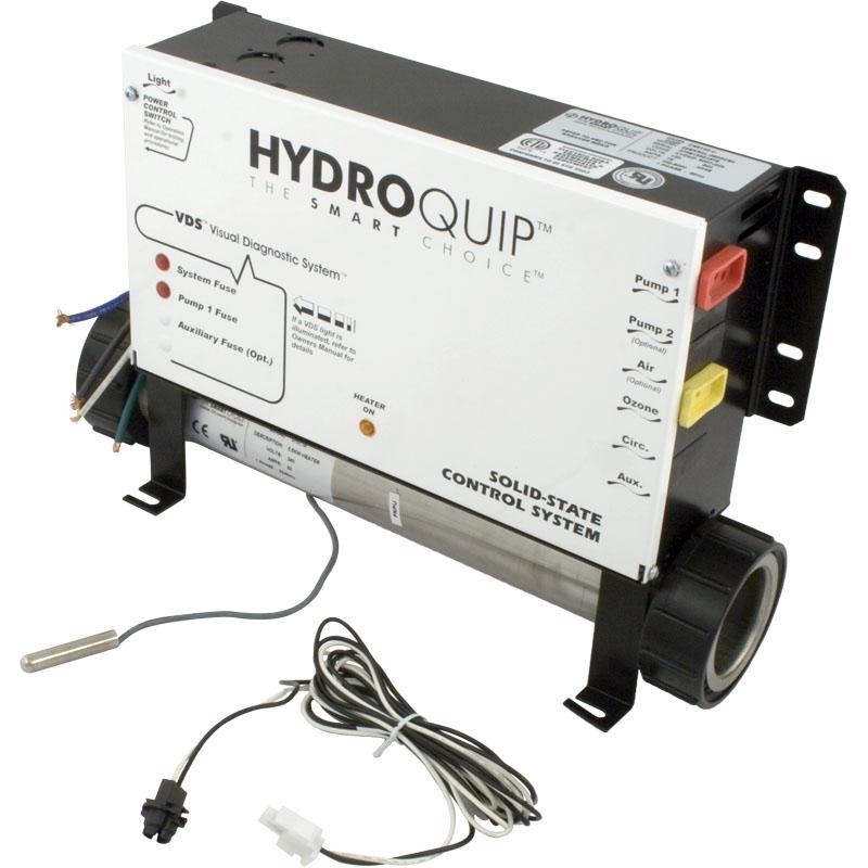 Hydro Quip Control System CS6500 VDS