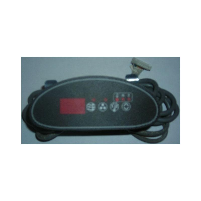 Hydro Quip Topside ECO2 4-button  34-0209-U-WB