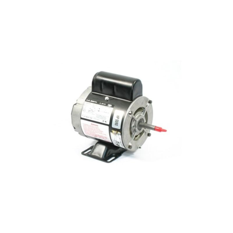 Motor - 1/15HP, 110 Volts, 60Hz, 1-Speed, 48-Frame (#6163)