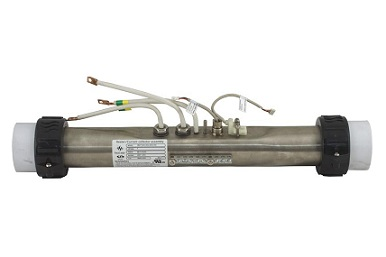 Heater Assembly. 4KW 220V for IN.XE  Gecko 9920-101435
