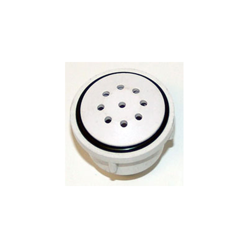 Air Injector Complete White 3/8