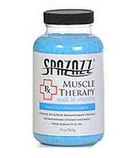Aroma Therapy - 19oz. Rx Therapy Water Crystals - Muscle (#7681A)