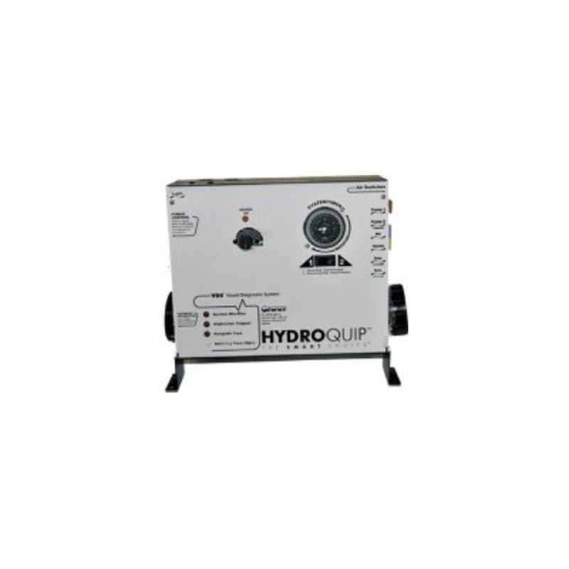Hydro Quip Control System 110/220v  1Pump GFCI CS9001-A-HC