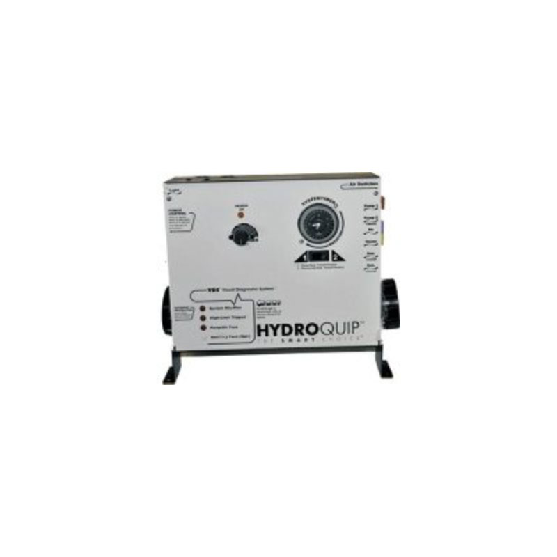 Equipment Pack - 220V, 2 -Pump System Versi Heat (#CS9008U2)