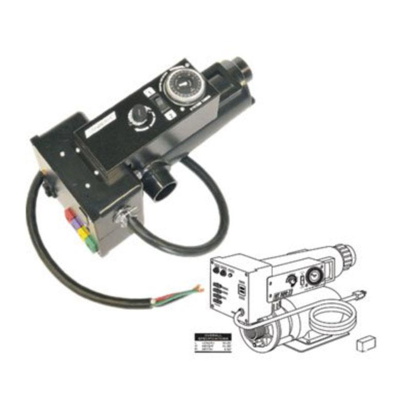Equipment Control System w/Air Blower ES-502T-C